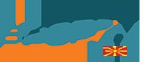 Sporty logo