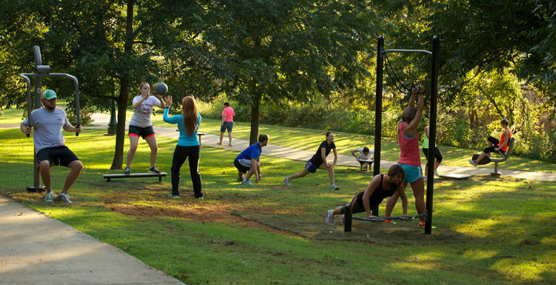 Outdoor-Adult-Fitness-Parks