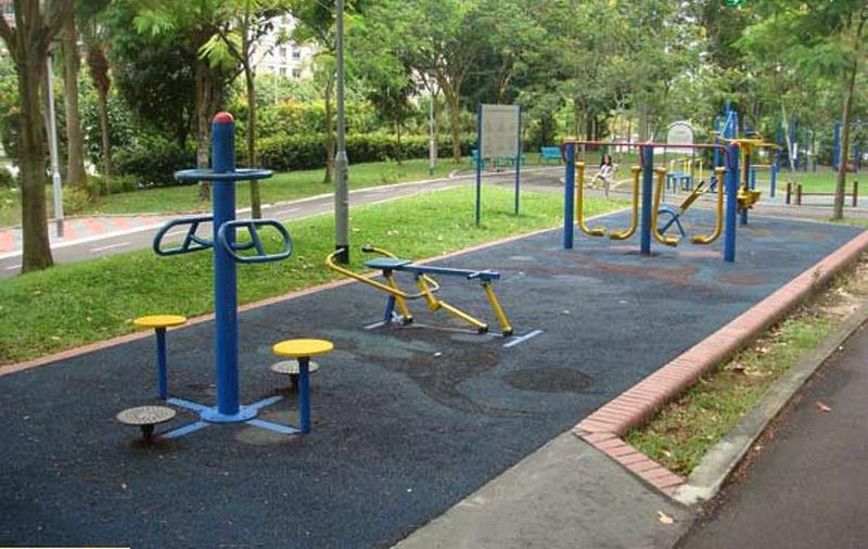 fitnes park