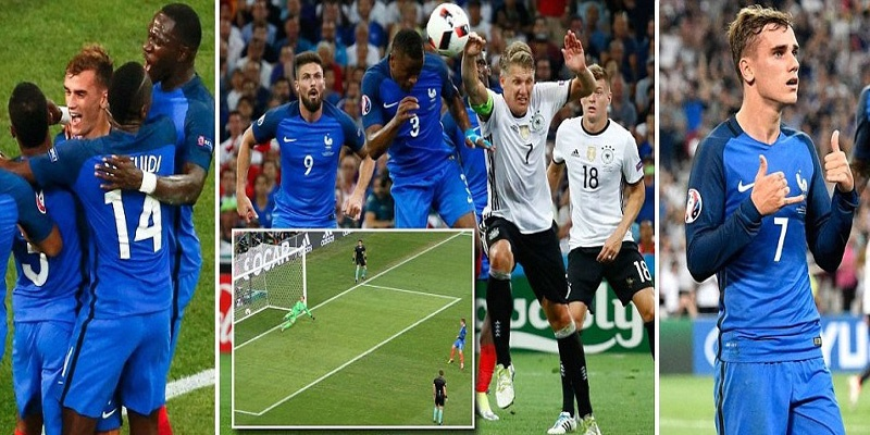 Германија-Франција1